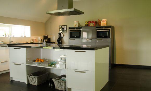Nieuwe keuken geplaatst
