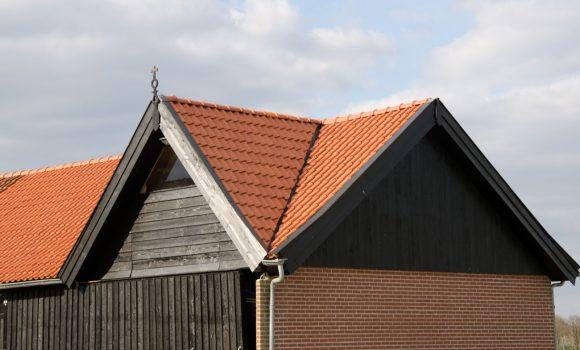 Nieuw dak en uitbouw